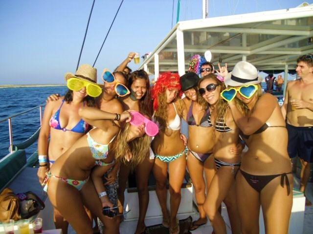 Despedida de soltera en Ibiza