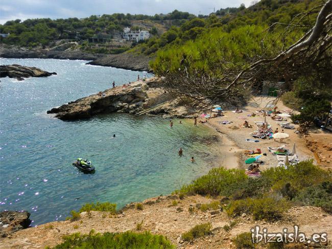 Cala Olivera Ibiza