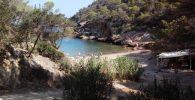 Cala Xuclar Ibiza