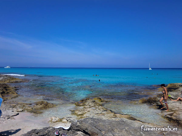 playas de Formentera