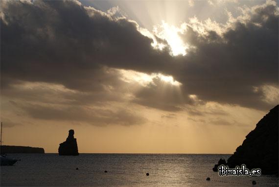 Puestas de sol en las Playas de Ibiza