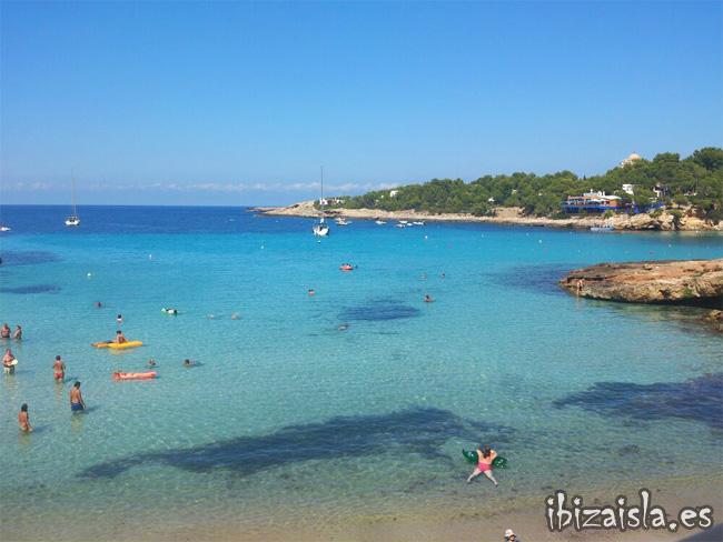 playas niños ibiza