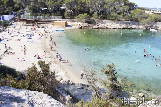 Cala Gració Ibiza