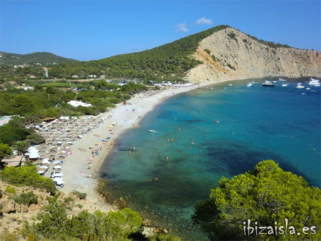 Cala-jondal, Ibiza