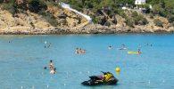 Cosas que hacer en Ibiza: playa