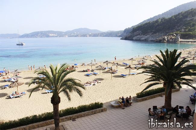 Sa Cala de Sant Vicent Eivissa