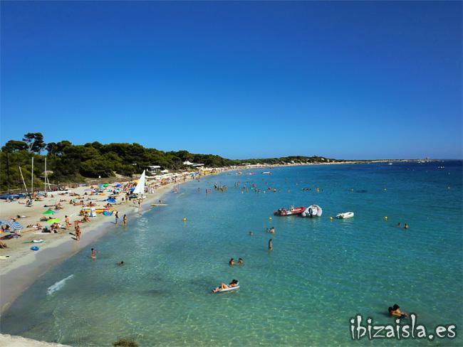 Las Salinas Ibiza