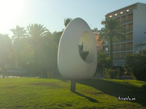 Huevo de Color de San Antonio Ibiza