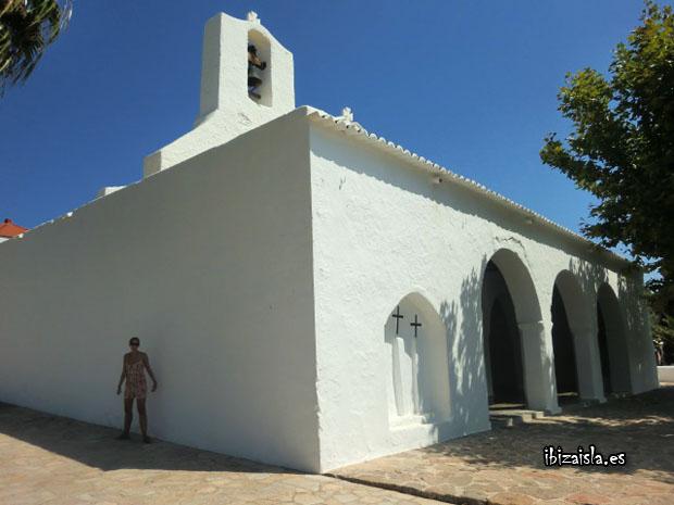 Iglesia de San Carlos de Ibiza