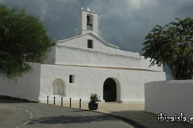 Iglesia de San Lorenzo Ibiza