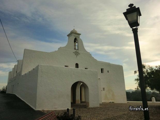 Iglesia de San Rafael Ibiza
