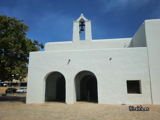 Iglesia de Santa ines Ibiza