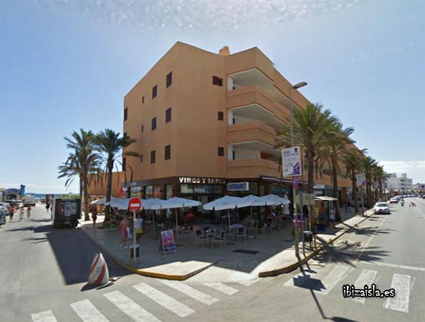 Playa d'en Bossa Ibiza Eivissa