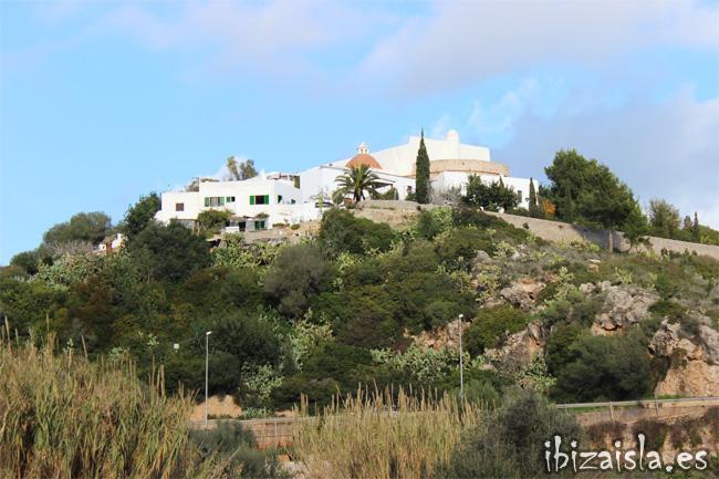 Santa Eulalia del rio Ibiza Puig de Missa
