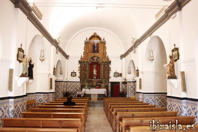 iglesia sant agustí