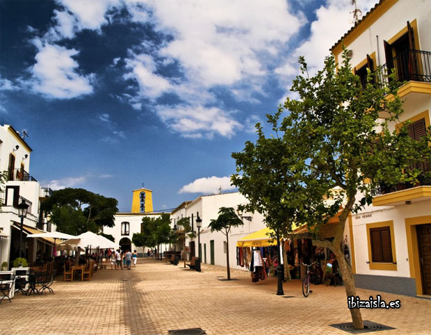santa gertrudis de fruitera Ibiza Eivissa