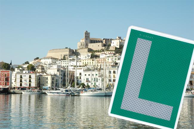 novatos en la isla de Ibiza