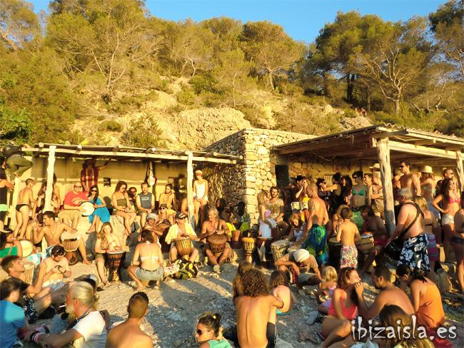 hippies ibiza