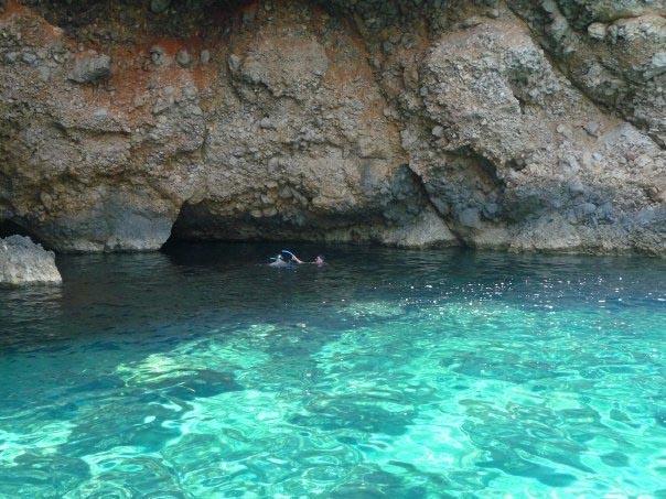 Pesca submarina en Ibiza