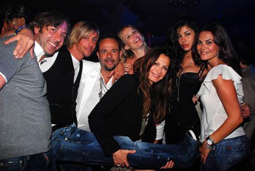 discotecas de famosos en madrid: