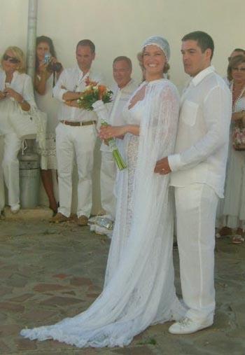 Vestidos de novia ibicencos