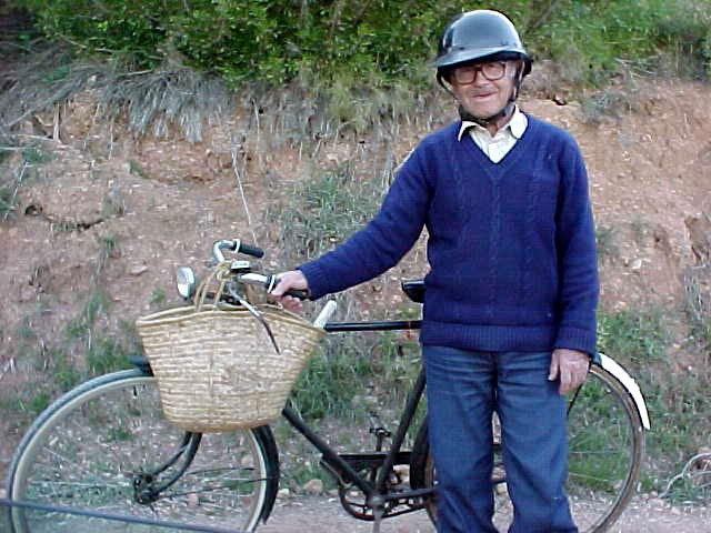bicicleta ibiza