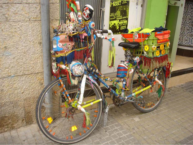 Bici tunning