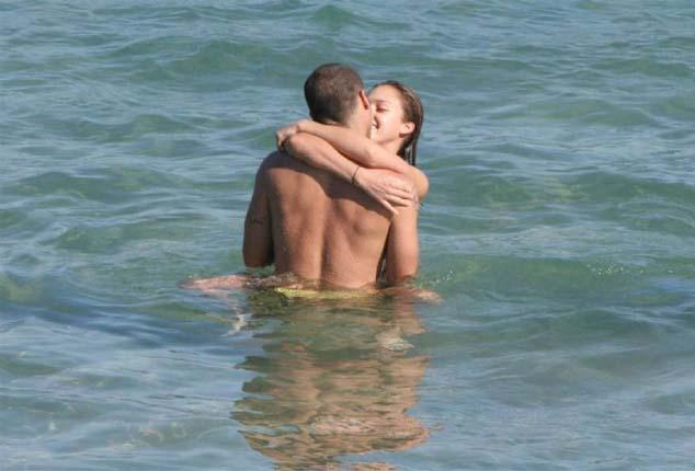 Novios en Ibiza