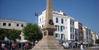 Monumento a los corsarios en Ibiza