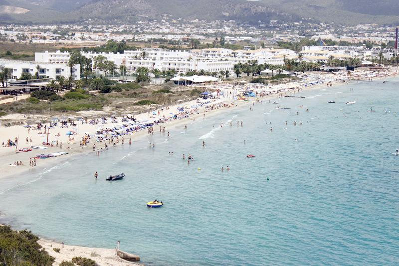 arena playa d'en Bossa