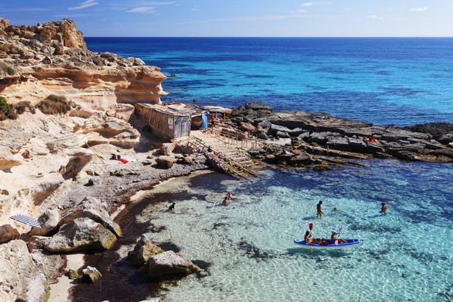 viajar a Formentera