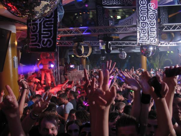 Discoteca Edén Ibiza