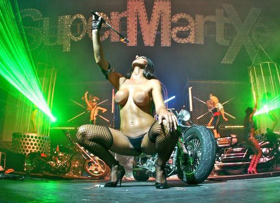 las mejores fiestas de Ibiza Supermartxe
