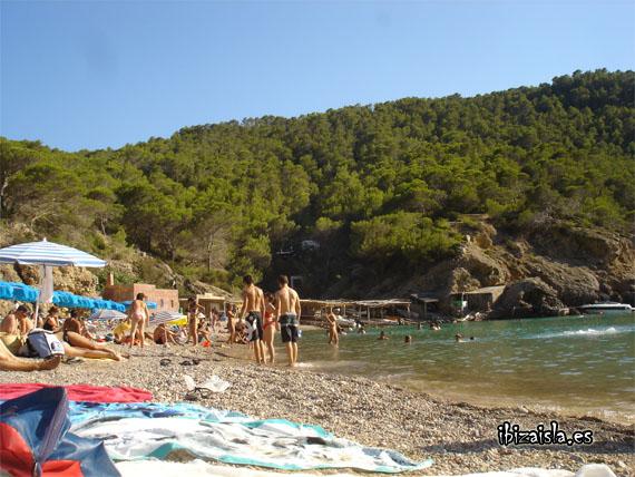 Playa de Benirràs