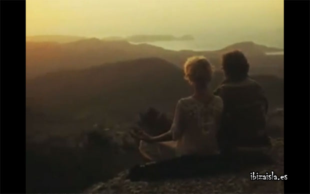culto al sol en Ibiza