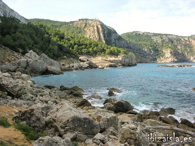 Cala Aubarca Ibiza