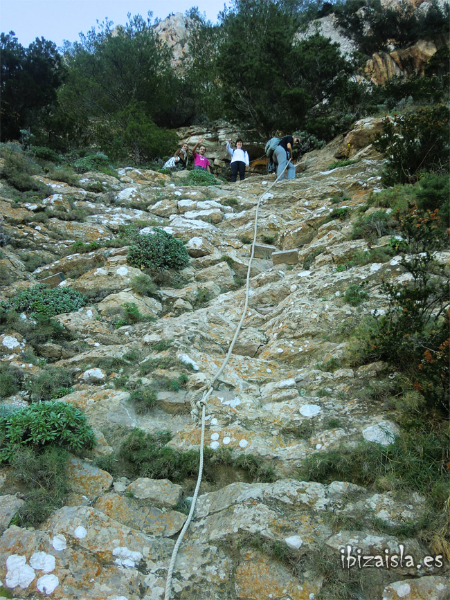 Ses Balandres Eivissa