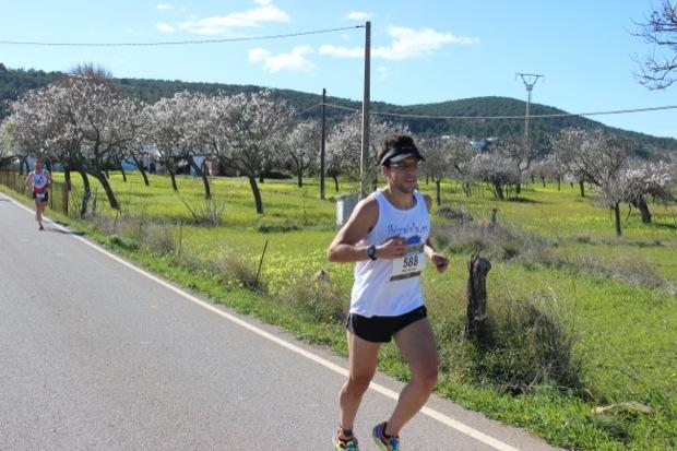 cursa flor ametller ibiza
