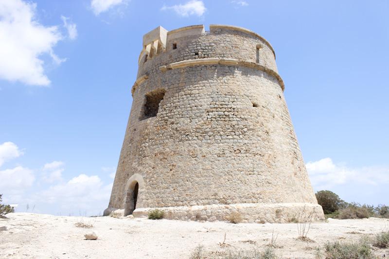 La Torre des Carregador presenta un buen estado de conservación y está abierta al público durante los meses de verano.