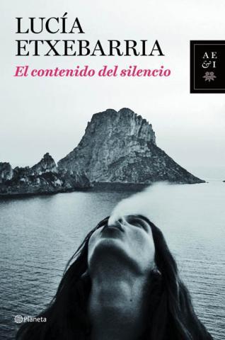 Portada del libro El contenido del silencio, de Lucía Etxeberría.