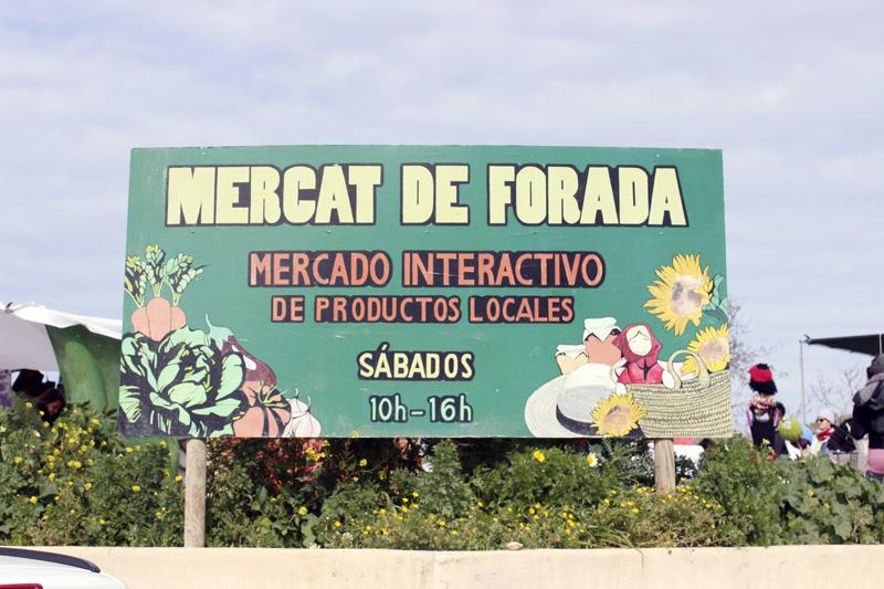 Bienvenidos al mercat de Forada