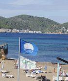 Playas con bandera azul de Ibiza