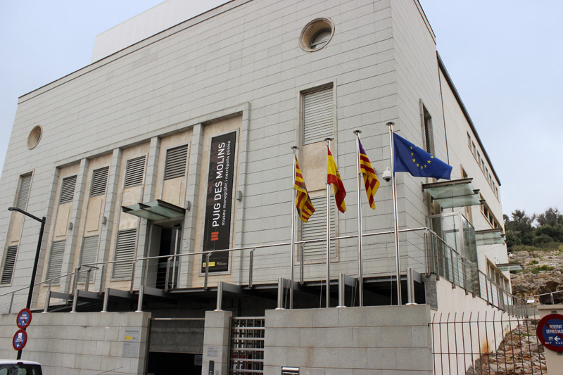 Edificio del Museo de Puig des Molins