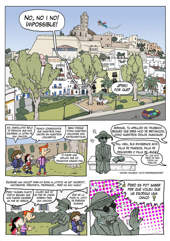 Página 1 - Isidor Macabich