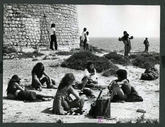 comuna hippie ibiza La larga agonía de los peces fuera del agua