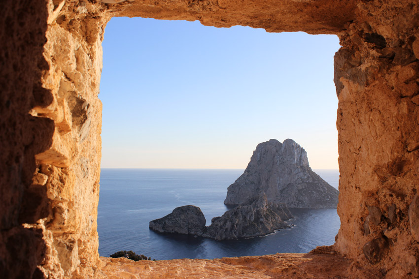 La isla tiene paisajes que te enamorarán