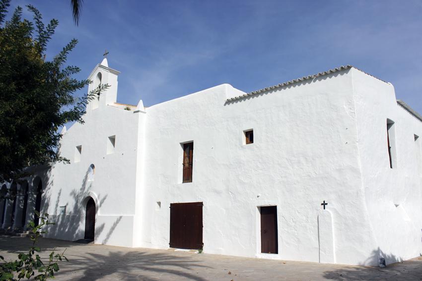 iglesia de jesus ibiza