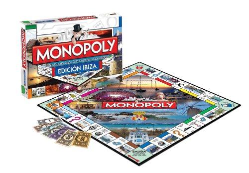 Monopoly Edición Ibiza: Juega a ser Abel Matutes