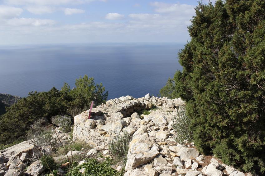 Torres den Lluc, unas misteriosas ruinas