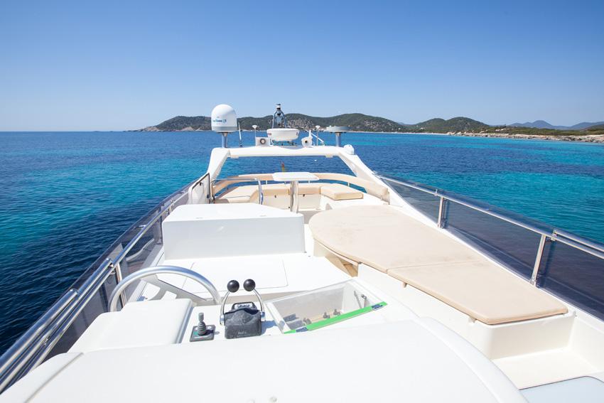 barco ibiza alquiler